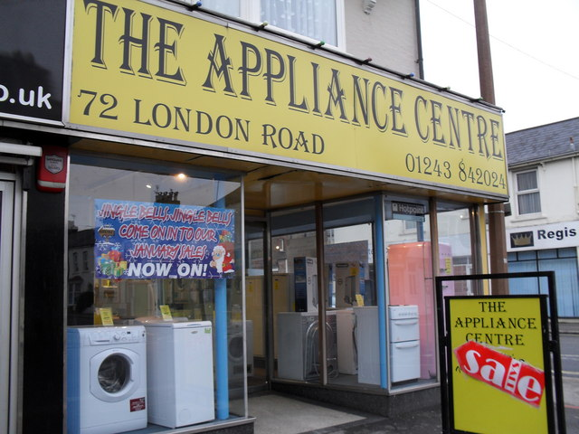 The Appliance Centre in London Road