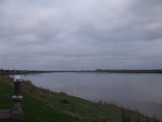 River Severn at Newnham