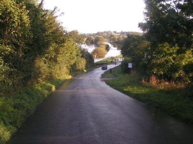 Wainlodes hill