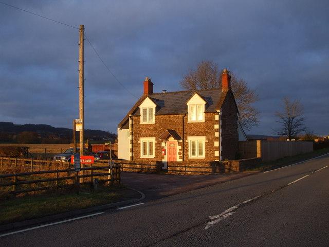 House on the A48