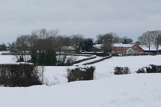 View towards Parson's Farm