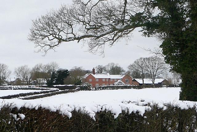 View towards Parson's Farm