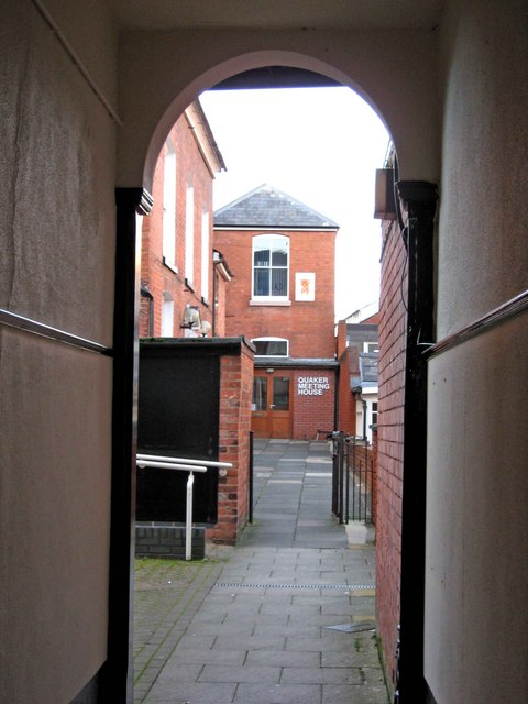 Quaker Meeting House, 21 King Street