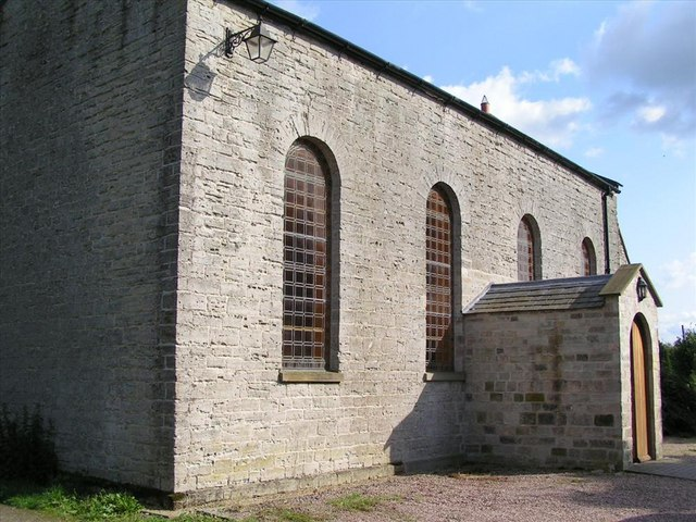 Hartpury chapel