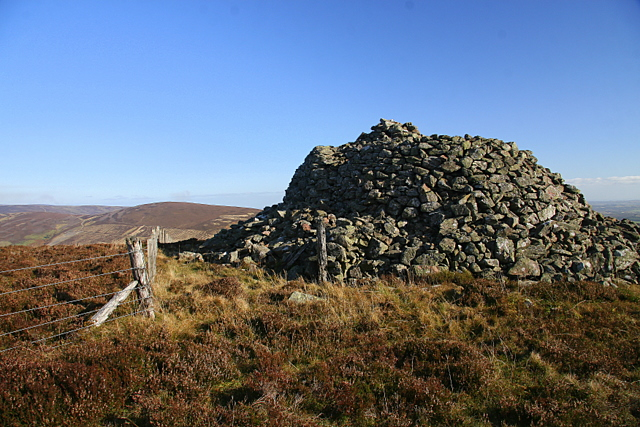 Cairn, St. Arnold's Seat