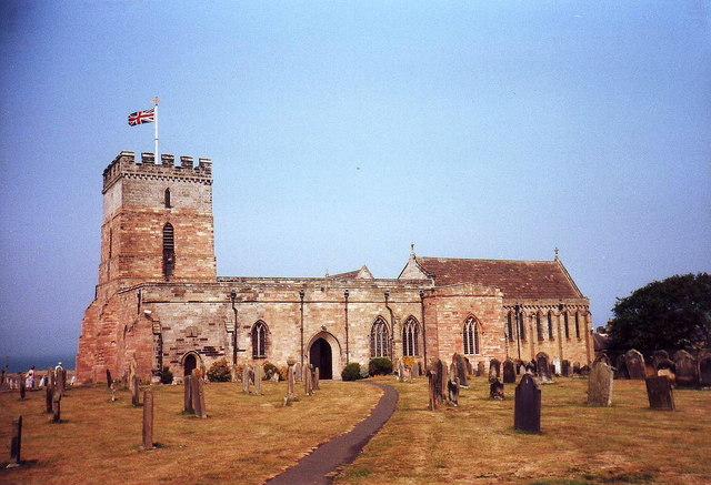 St. Aidan's, Bamburgh, Northumberland