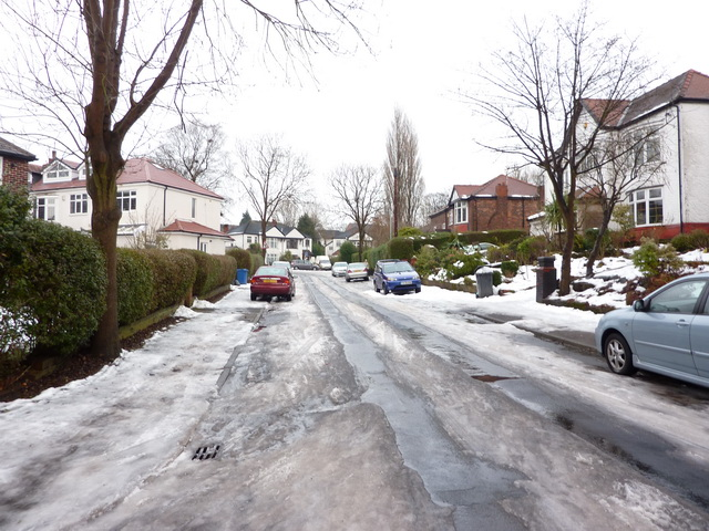 Woodhill Drive, Prestwich