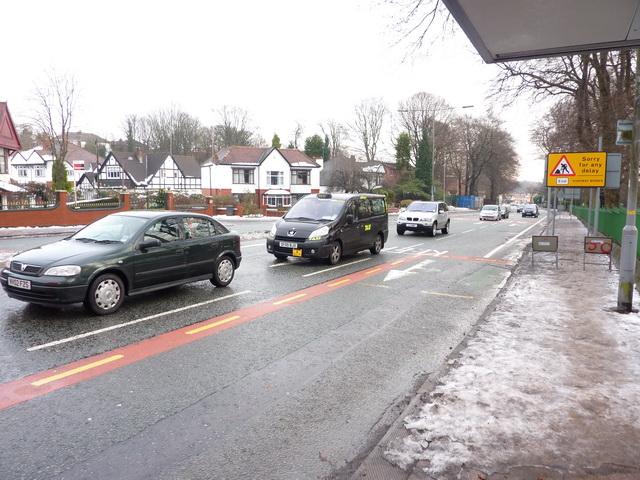 Bury New Road, Prestwich