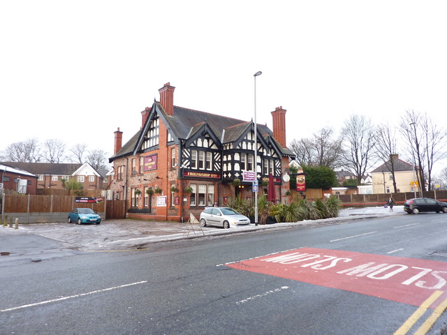 Friendship Inn, Prestwich
