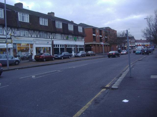 Ewell Road Tolworth