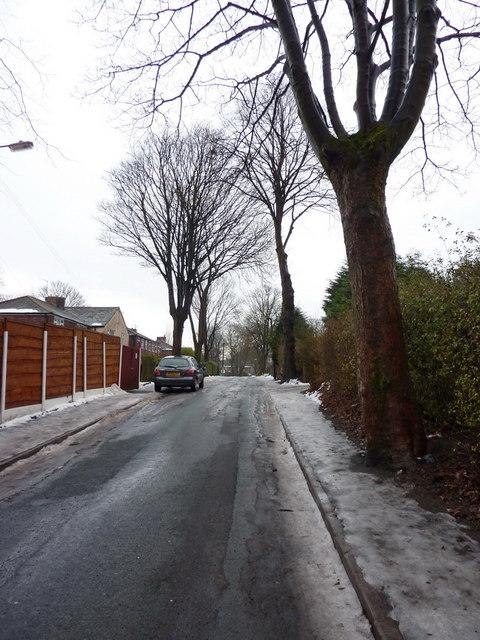 Bannerman Avenue, Prestwich