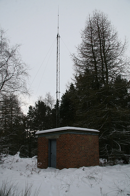 Defunct transmitter, Fotheringham Hill