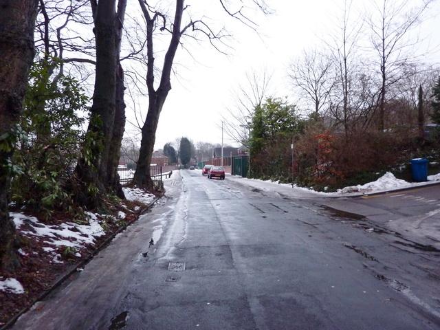 Park View Road, Prestwich
