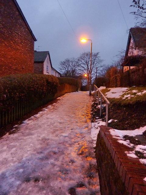 Thorndyke Walk, Prestwich