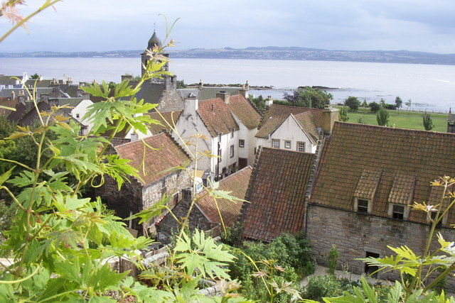 Town Houses in Culross