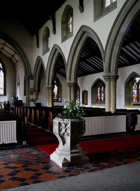 St James', Boroughbridge