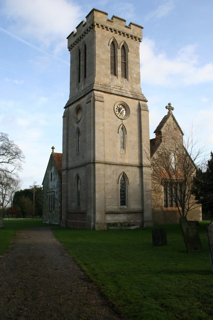 St Peters Church, Milton Bryan