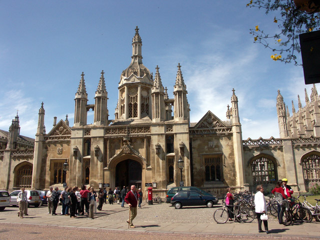 King's College Gatehouse