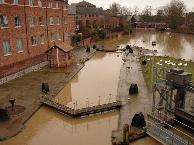 Flooded Foss