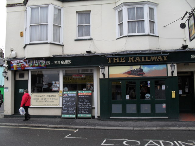The Railway in London Road