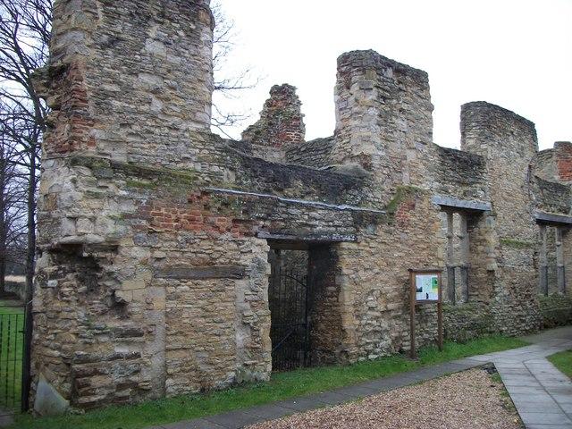 Ruins of Hillersden Mansion