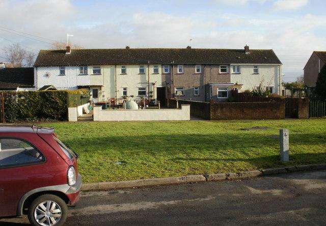 St Mary's Road houses, Nash