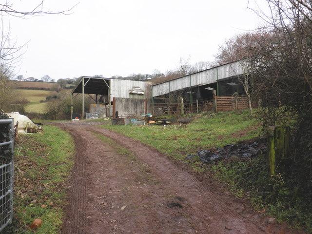 Barns, at Greenslinch
