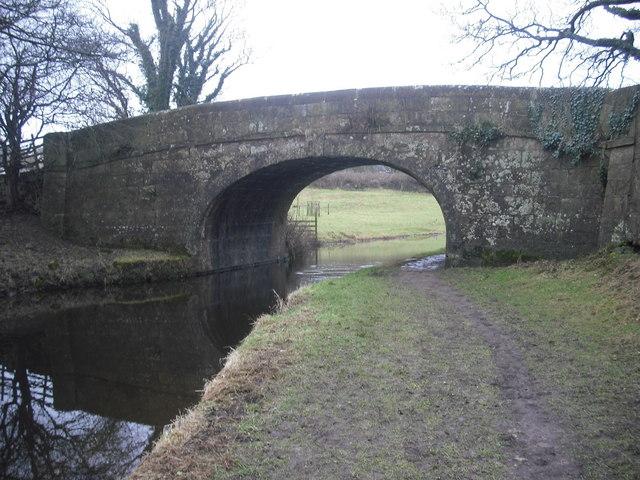 Bridge 137, Lancaster Canal