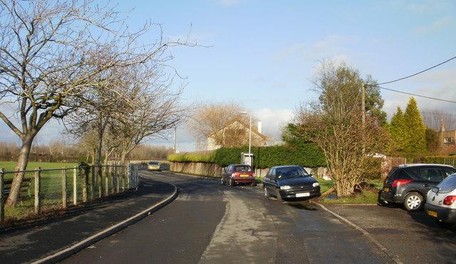 St Mary's Road, Nash