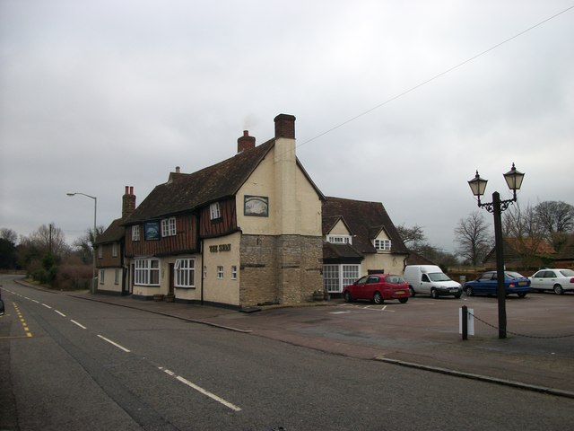 Swan Public House High Street, Elstow