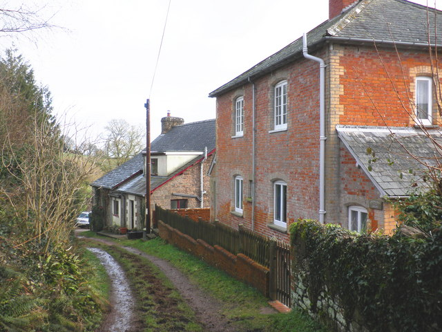 Cottages at Greenslinch