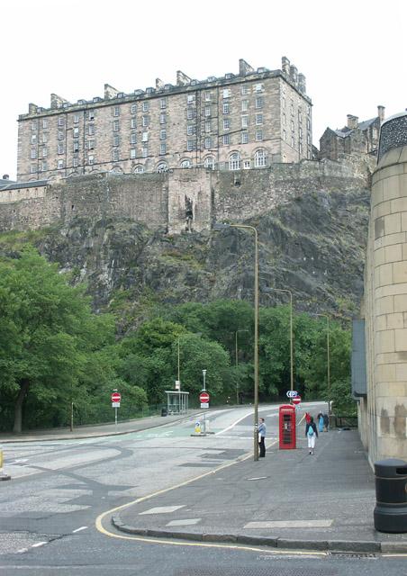 Building on Castle Rock