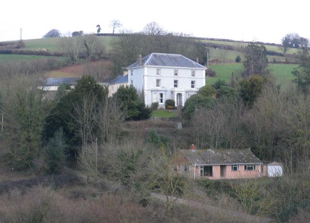 Livingshayes Farm
