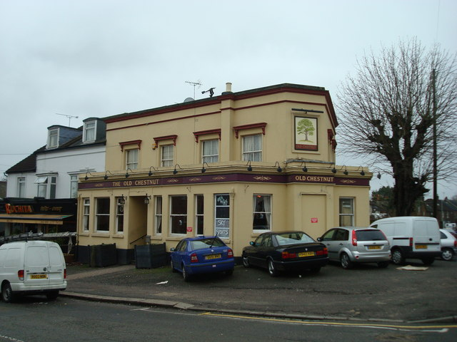 The Old Chestnut public house, Earlswood