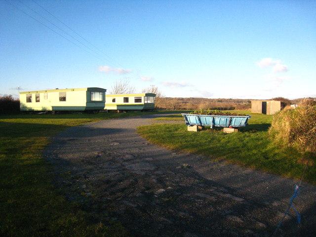 Penmarth Farm caravan & camping site