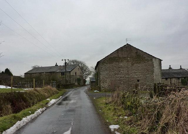 Hawkshaw Lane