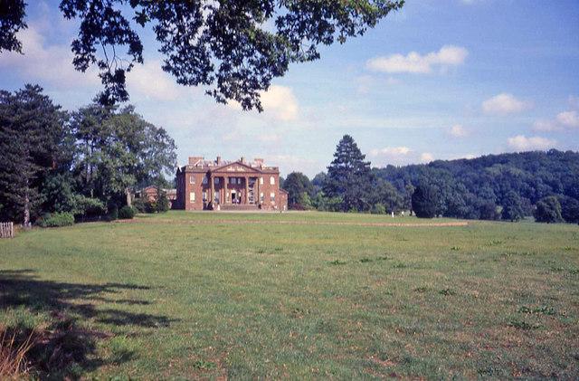 Berrington Hall parkland