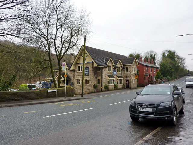 Red Lion, Bolton Road, Hawkshaw