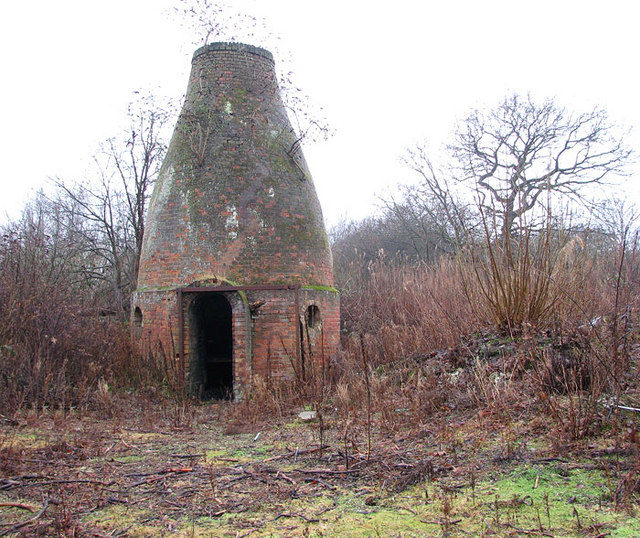 The Deal Ground The Old Bottle Oven 169 Evelyn Simak