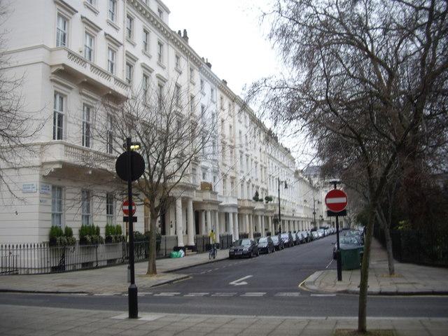 Eccleston Square, Pimlico