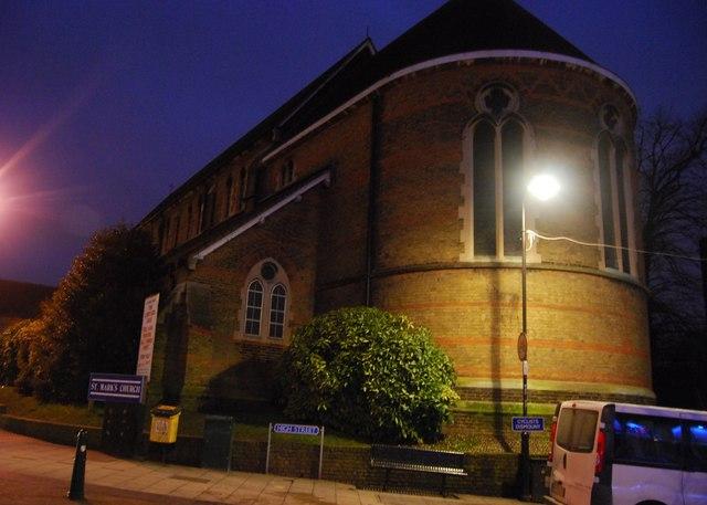 St Mark's Church, Gillingham