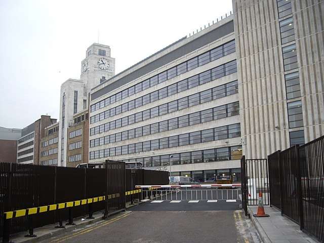 National Audit Office (rear)