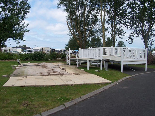 Ready and Waiting, Marton Mere Holiday Village, near Blackpool