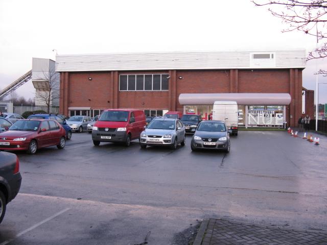 """""""The Venue"""" - Oldham Road, Miles Platting"""