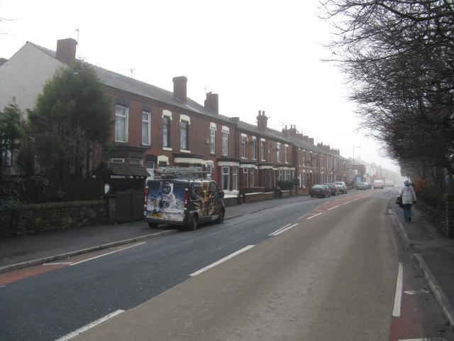 Hyde - Ashton Road