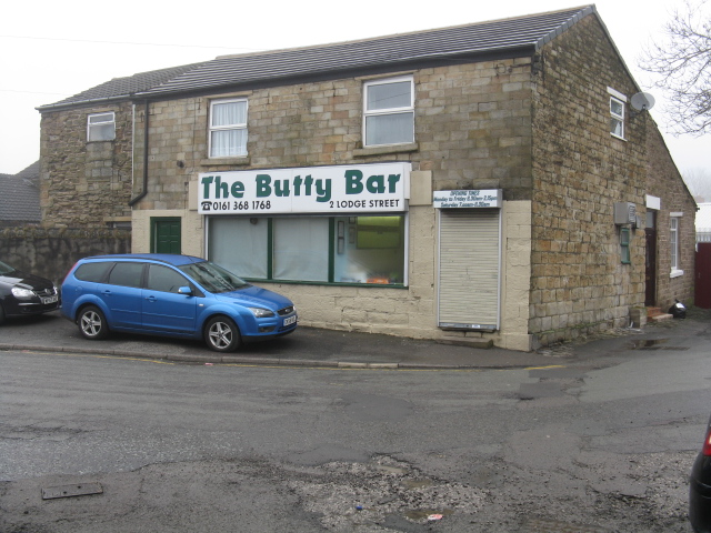 The Butty Bar