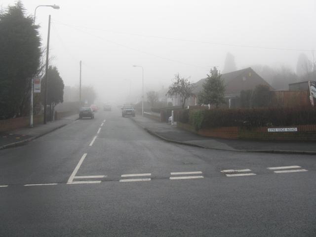 Dukinfield - Lyne Edge Road