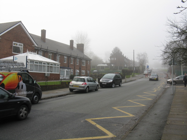 Yew Tree Lane At Astley High School