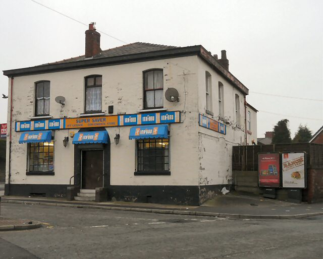 Former Dukinfield Arms