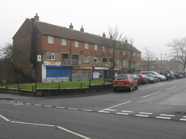 Dukinfield - Local Shops, Chester Avenue
